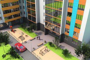 Продается 5-комнатная квартира 108.6 кв. м в Чернигове