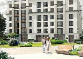 Продается 1-комнатная квартира 37 кв. м в Ирпене