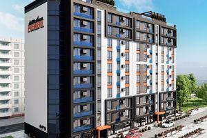 Продается 2-комнатная квартира 58.48 кв. м в Черновцах