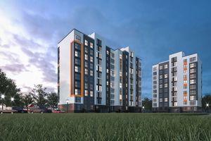 Продается 3-комнатная квартира 80.87 кв. м в Луцке
