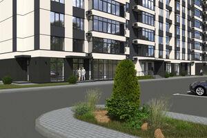 Продается 2-комнатная квартира 88 кв. м в Луцке