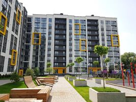Продается 1-комнатная квартира 51.6 кв. м в Хмельницком