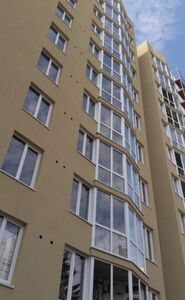 Продається 1-кімнатна квартира 54.5 кв. м у Тернополі