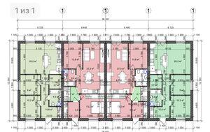 Продается 2-комнатная квартира 70 кв. м в Ровно