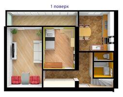 Продается 4-комнатная квартира 115 кв. м в Хмельницком
