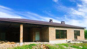 Продается одноэтажный дом 155 кв. м с мансардой