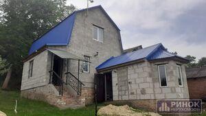 Продается дом на 2 этажа 76.2 кв. м с баней/сауной
