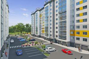 Продается 3-комнатная квартира 77.22 кв. м в Хмельницком