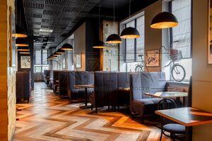 Сдается в аренду кафе, бар, ресторан 240 кв. м в 20-этажном здании