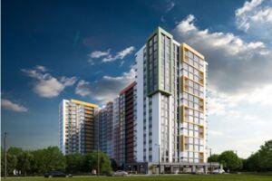 Продається 1-кімнатна квартира 39.89 кв. м у Одесі