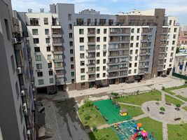 Продається 1-кімнатна квартира 38.4 кв. м у Одесі