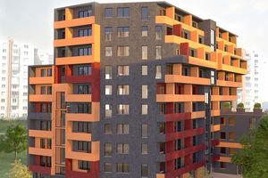 Продається 1-кімнатна квартира 53.1 кв. м у Львові