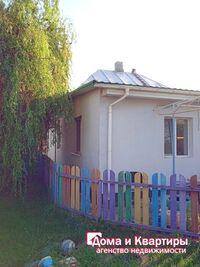 Продается одноэтажный дом 70 кв. м с гаражом