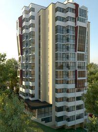 Продается 2-комнатная квартира 58.33 кв. м в Хмельницком