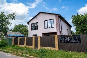 Продается дом на 2 этажа 174 кв. м с камином
