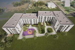 Продается 1-комнатная квартира 38.6 кв. м в Тернополе