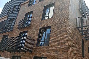 Продается 1-комнатная квартира 34.9 кв. м в Ивано-Франковске