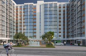 Продается 3-комнатная квартира 80.75 кв. м в Одессе