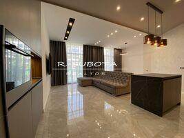 Сдается в аренду 3-комнатная квартира 134 кв. м в Днепре