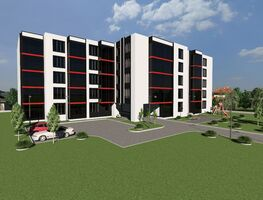 Продається 2-кімнатна квартира 60.4 кв. м у Тернополі