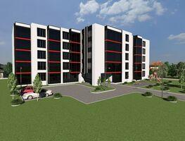 Продається 1-кімнатна квартира 48.7 кв. м у Тернополі