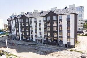 Продается 1-комнатная квартира 42.2 кв. м в Киево-Святошинске