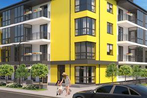 Продается 2-комнатная квартира 64.24 кв. м в Луцке