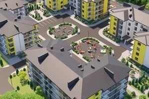 Продается 2-комнатная квартира 60.53 кв. м в Луцке
