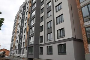 Продается 1-комнатная квартира 43.64 кв. м в Хмельницком