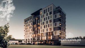 Продается 2-комнатная квартира 62.45 кв. м в Ужгороде