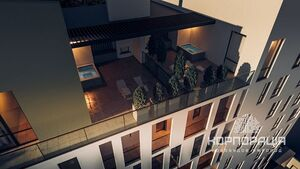 Продается 2-комнатная квартира 74.42 кв. м в Ужгороде