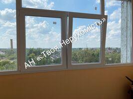 Продается 1-комнатная квартира 40 кв. м в Полтаве