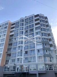 Продается 1-комнатная квартира 44 кв. м в Чернигове