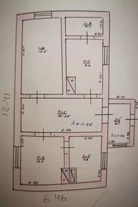 Продается одноэтажный дом 66.6 кв. м с подвалом