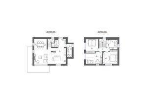Продається будинок 2 поверховий 135 кв. м з гаражем