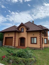 Продается одноэтажный дом 222 кв. м с баней/сауной