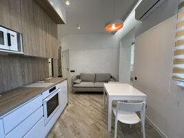 Здається в оренду 1-кімнатна квартира 43 кв. м у Харкові