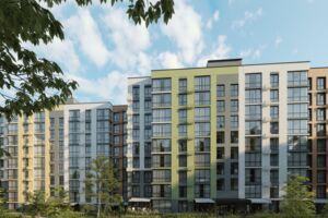 Продается 2-комнатная квартира 67.69 кв. м в Хмельницком