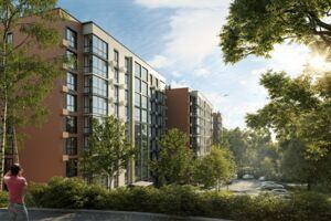 Продается 2-комнатная квартира 74.19 кв. м в Хмельницком