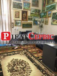 Продается 1-комнатная квартира 25 кв. м в Полтаве
