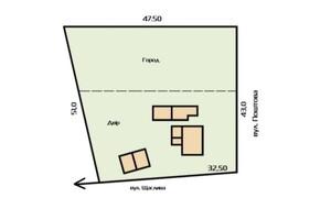 Продается одноэтажный дом 51 кв. м с баней/сауной