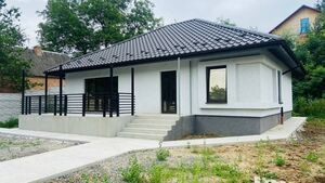 Продается одноэтажный дом 115 кв. м с бассейном