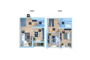Продается 3-комнатная квартира 100.3 кв. м в Киеве