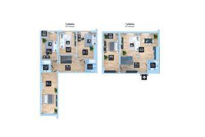 Продается 5-комнатная квартира 198.5 кв. м в Киеве