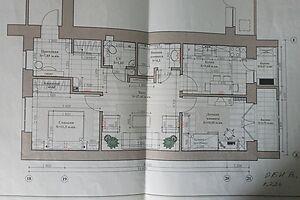 Продається 3-кімнатна квартира 66.1 кв. м у Василькові