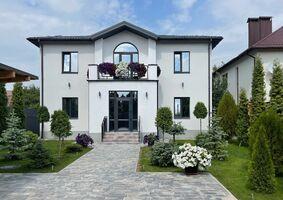 Продается дом на 2 этажа 220 кв. м с баней/сауной