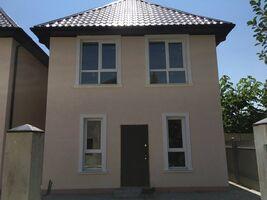 Продается дом на 2 этажа 109 кв. м с балконом
