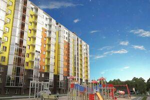 Продается 1-комнатная квартира 56 кв. м в Чернигове
