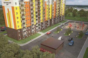 Продается 2-комнатная квартира 56 кв. м в Чернигове