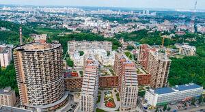 Продается 2-комнатная квартира 100 кв. м в Киеве